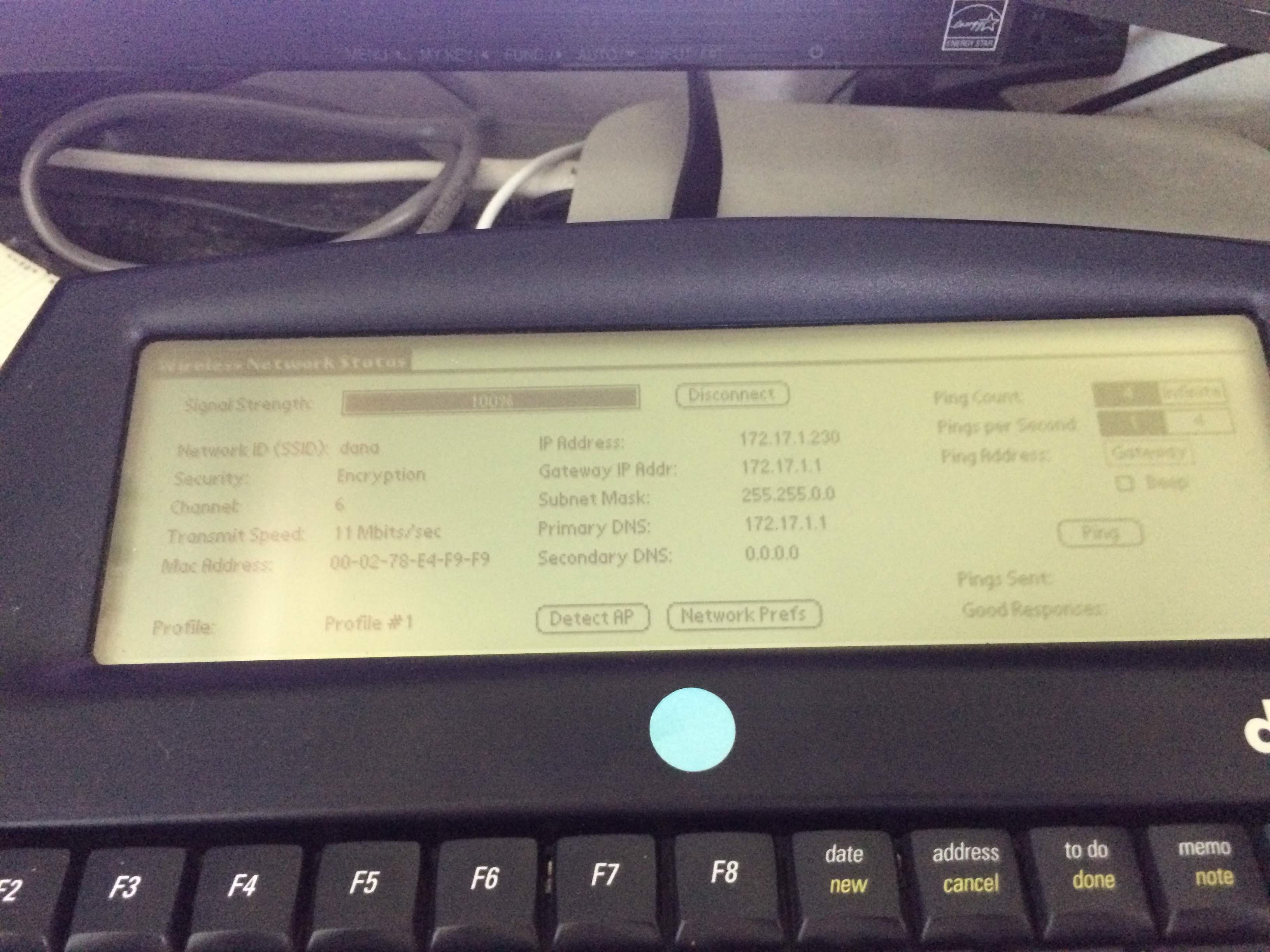 Raspberry Pi as Alphasmart Dana Access Point and File Share